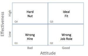 Effective v Attitude Matrix